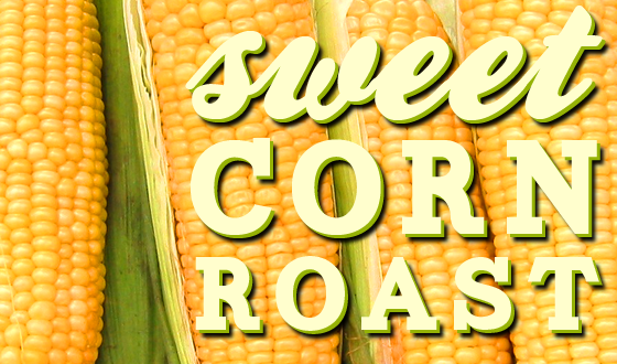 Sweet Corn arrives