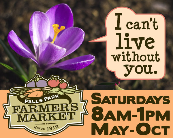 Falls Park Farmers Market Opening Tomorrow!