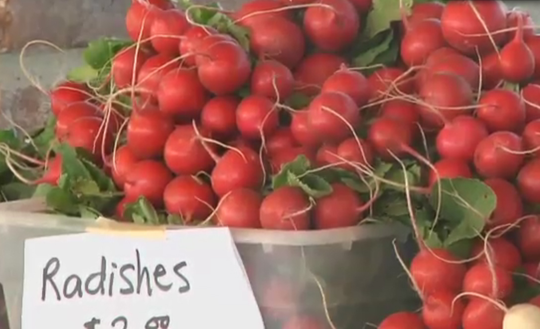 Local Vendors Thankful For Recent Rain