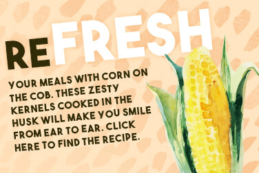Recipe: Roasted Corn in the Husk